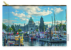 Victoria Harbor Boat Festival Carry-all Pouch