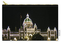 Victoria Legislative Buildings Carry-all Pouch