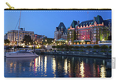 Victoria Lights Carry-all Pouch