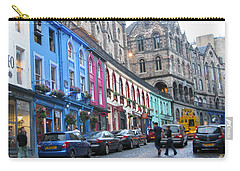 Victoria St Carry-all Pouch