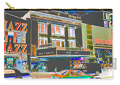 Victoria Theater 125th St Nyc Carry-all Pouch