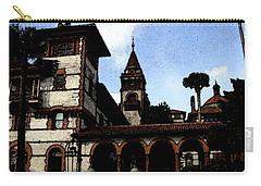 Victorian Era Hotel Carry-all Pouch by Shirley Heyn