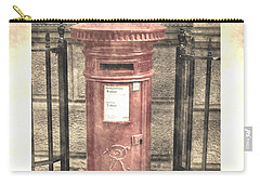 Victorian Red Post Box Carry-all Pouch