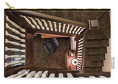 Victorian Stairway Carry-all Pouch by Glenn DiPaola