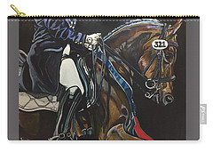 Victory Ride Carry-all Pouch by Stephanie Come-Ryker