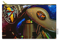 Carry-all Pouch featuring the photograph Victory by Samuel M Purvis III