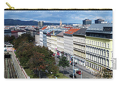 Vienna Beltway Carry-all Pouch by Christian Slanec