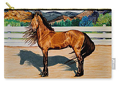 Viento Carry-all Pouch by Cheryl Poland