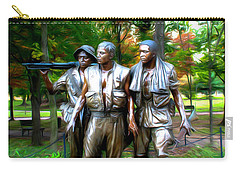 Viet Nam Memorial Carry-all Pouch