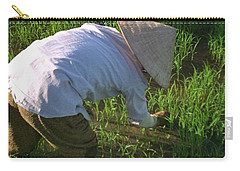 Vietnam Paddy Fields Carry-all Pouch