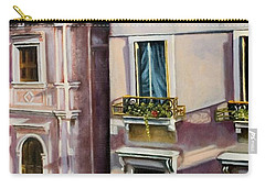 View From A Venetian Window Carry-all Pouch