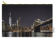 View From Brooklyn Bridge Park Carry-all Pouch