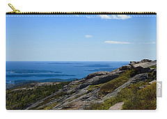 View From Cadillac Mountain Carry-all Pouch