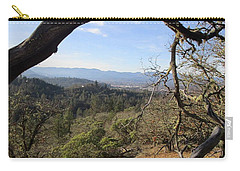 View From Cathedral Hills Carry-all Pouch