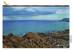View From Pillbox Carry-all Pouch