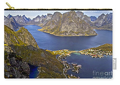 View From Reinebringen Carry-all Pouch