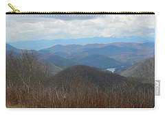 View From Silers Bald 2015c Carry-all Pouch