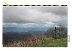 View From Silers Bald 2015e Carry-all Pouch