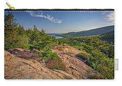 View From South Bubble Carry-all Pouch by Rick Berk