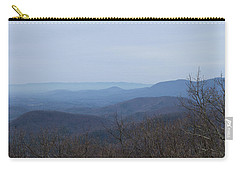 View From Springer Mountain Carry-all Pouch