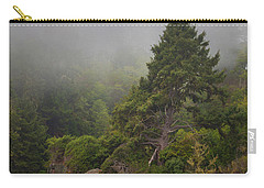 View From The Beach Carry-all Pouch by Mark Alder