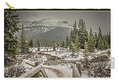 View From The Bridge Carry-all Pouch by Bill Howard