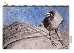 View Carry-all Pouch by Jasna Dragun