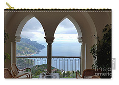 View Of Amalfi Coast Carry-all Pouch
