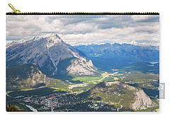 View Of Banff Carry-all Pouch
