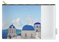 Caldera  Of Santorini Carry-all Pouch