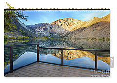 View Of Convict Lake Carry-all Pouch