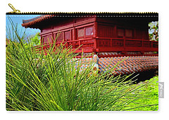 View Of Murasaki Mura, Okinawa. Carry-all Pouch
