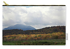 View Of Sharp Top In Blue Ridge Mountains Carry-all Pouch