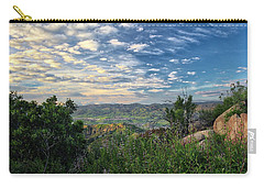 View Of Simi Valley Carry-all Pouch