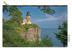 View Of Split Rock Lighthouse Carry-all Pouch