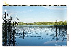 View Of The Lake Enajarvi Carry-all Pouch