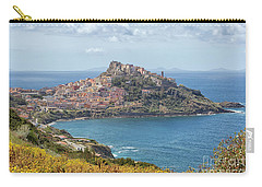 View On Castelsardo Carry-all Pouch
