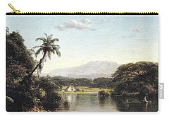 View On The Magdalena River Carry-all Pouch