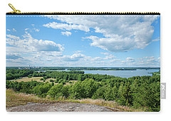 View To Lake Lohjanjarvi Carry-all Pouch