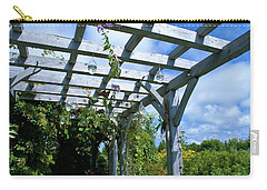 View To The Sky Carry-all Pouch by Lois Lepisto
