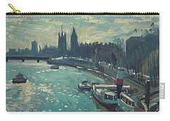 View To Westminster London Carry-all Pouch
