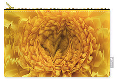 Carry-all Pouch featuring the photograph View Within by Shari Jardina