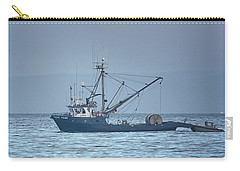 Carry-all Pouch featuring the photograph Viking Fisher 3 by Randy Hall