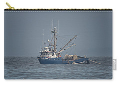 Carry-all Pouch featuring the photograph Viking Fisher 4 by Randy Hall