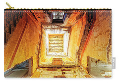 Villa Giallo Atmosfera Escher II - Escher Atmosphere II Carry-all Pouch