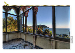 Villa Of Windows On The Sea - Villa Delle Finestre Sul Mare II Carry-all Pouch