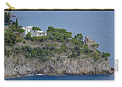 Villa Owned By Sophia Loren On The Amalfi Coast In Italy Carry-all Pouch