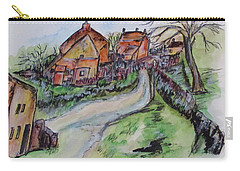 Village Back Street Carry-all Pouch