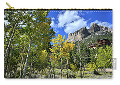 Village Beneath Mt. Charleston Carry-all Pouch