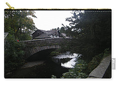 Village Bridge Carry-all Pouch